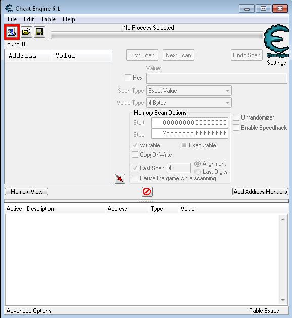 Cheat Engine известная программа которая ускоряет игровой процесс в